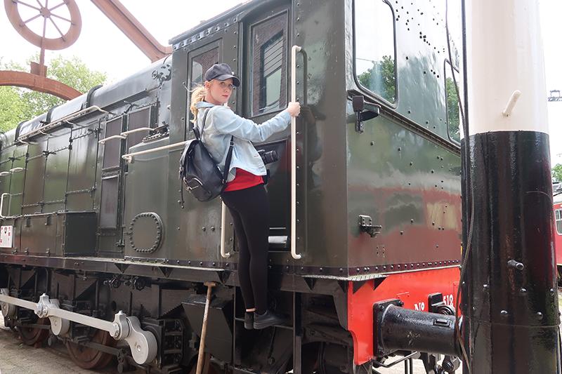 Thomas de trein weekend