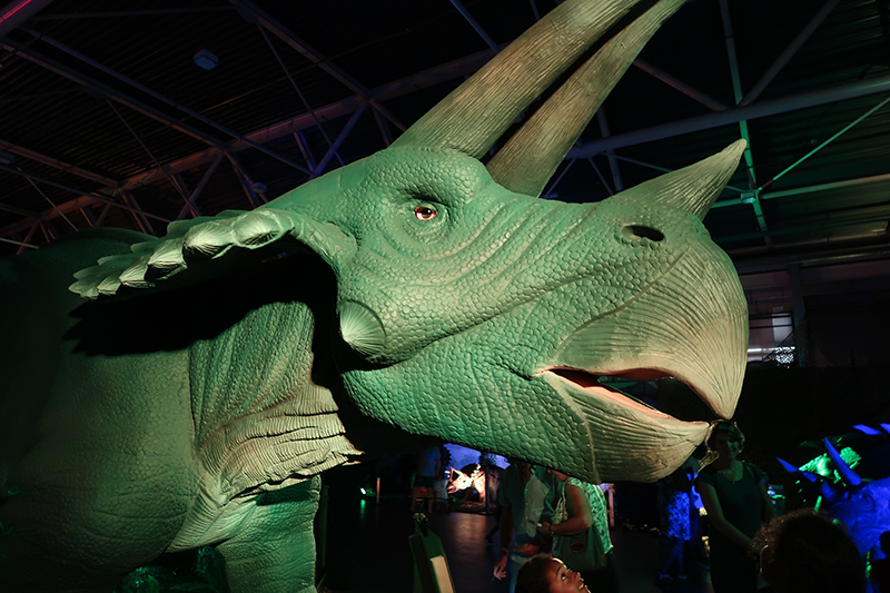 World Of Dino's Jaarbeurs Utrecht