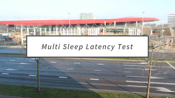Multi Sleep Latency Test