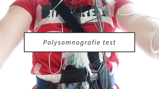 Polysomnografie test