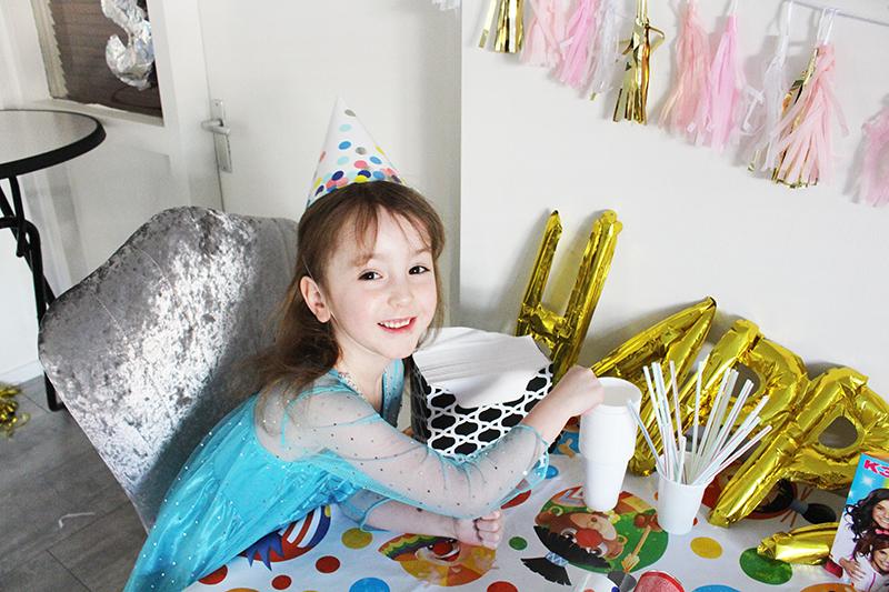 Verjaardagsfeestje vieren voor de volwassenen