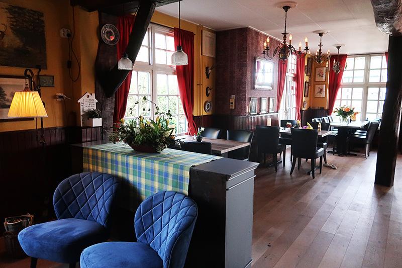 Logeren in hotel Herberg de Boschrand