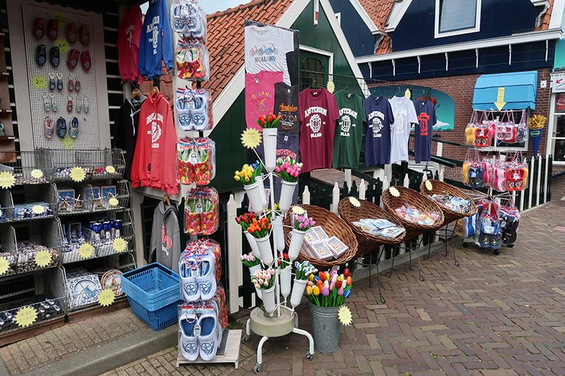 Dagje naar Volendam