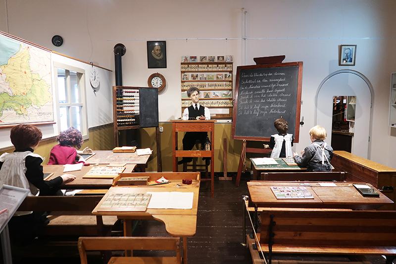 Kijk en luister museum Bennekom