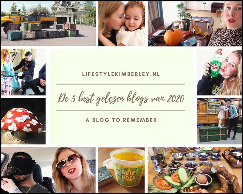De 5 Best Gelezen Blogs Van 2020