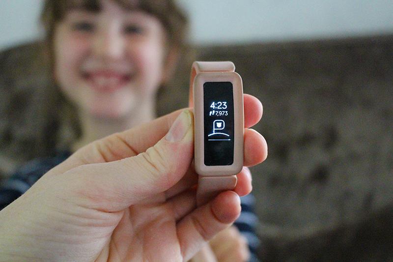 Fitbit horloge voor kinderen